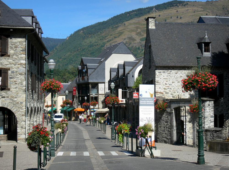 Location St Lary Soulan Particulier